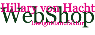 Webshop H❤H DesignManufaktur Porzellan, Kristall, Silber-Logo