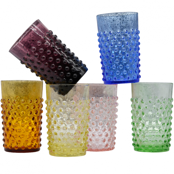 "Water glass ""Nuppenglas"" Crystal"