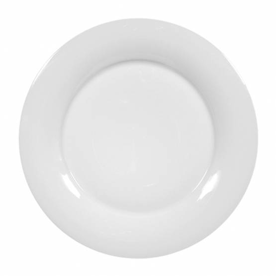 Jade Breakfast plates white